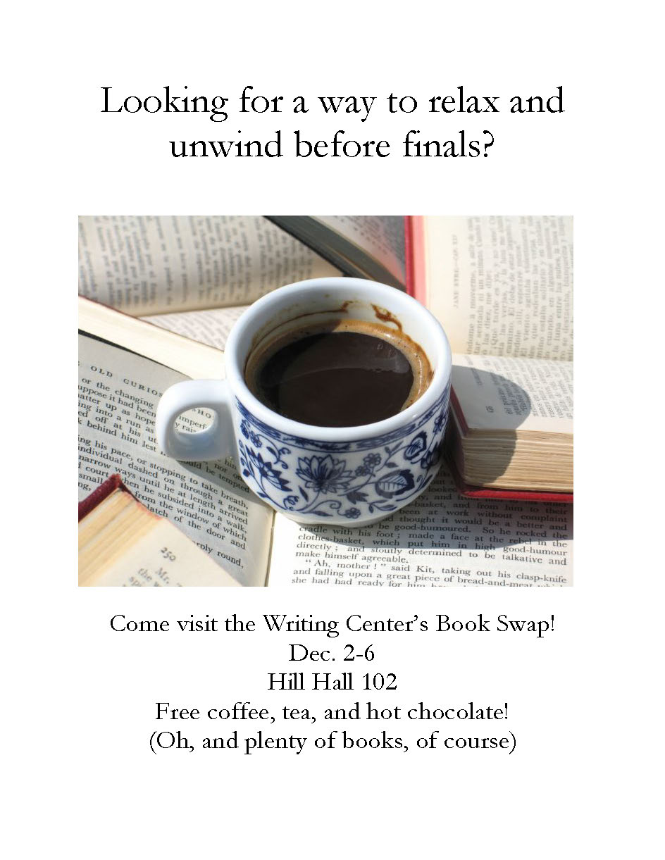 Book Swap 2013 Flyer 2