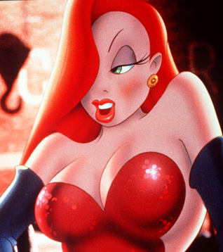 Jessica Rabbit ? Who Framed Roger Rabbit