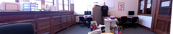 office panorama