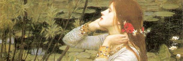 Art by John William Waterhouse