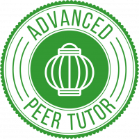 Advanced Tutor Badge